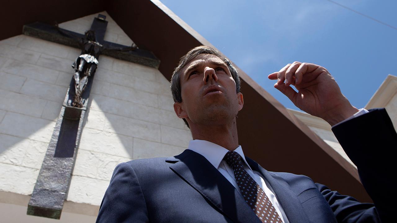 2020 Democratic hopeful Beto O'Rourke rejects calls to run for US Senate in Texas