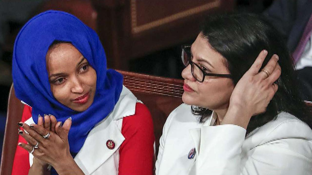 Rep. Rashida Tlaib says Israel's decision to refuse 'Squad' members' entry is sign of weakness
