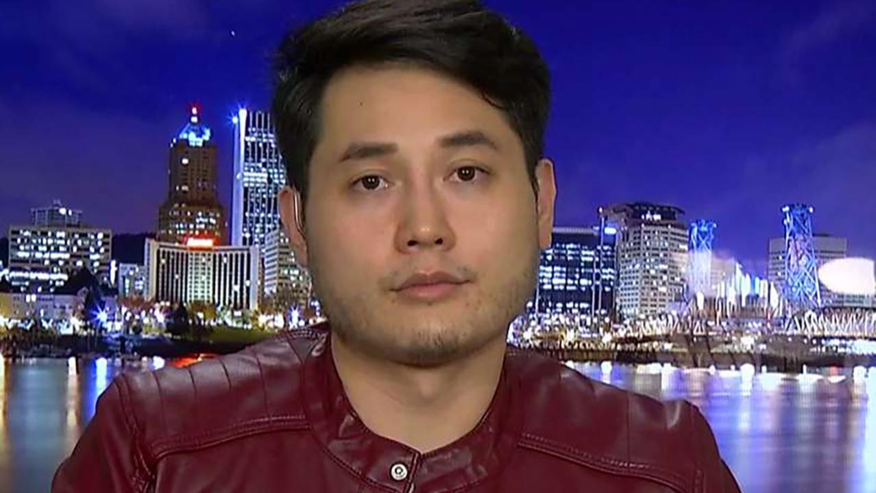 Upcoming Portland protests could be a 'powder keg,' journalist Andy Ngo warns