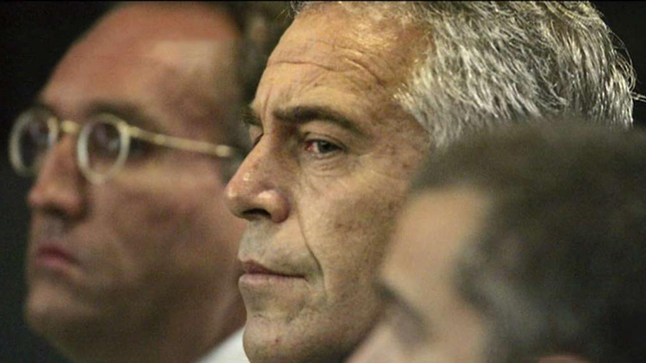 Jeffrey Epstein's death ruled suicide by hanging