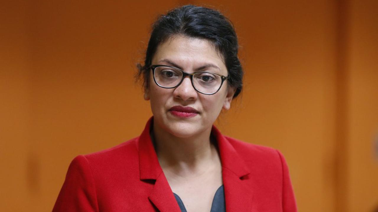 Rashida Tlaib declines West Bank visit despite Israel's permission