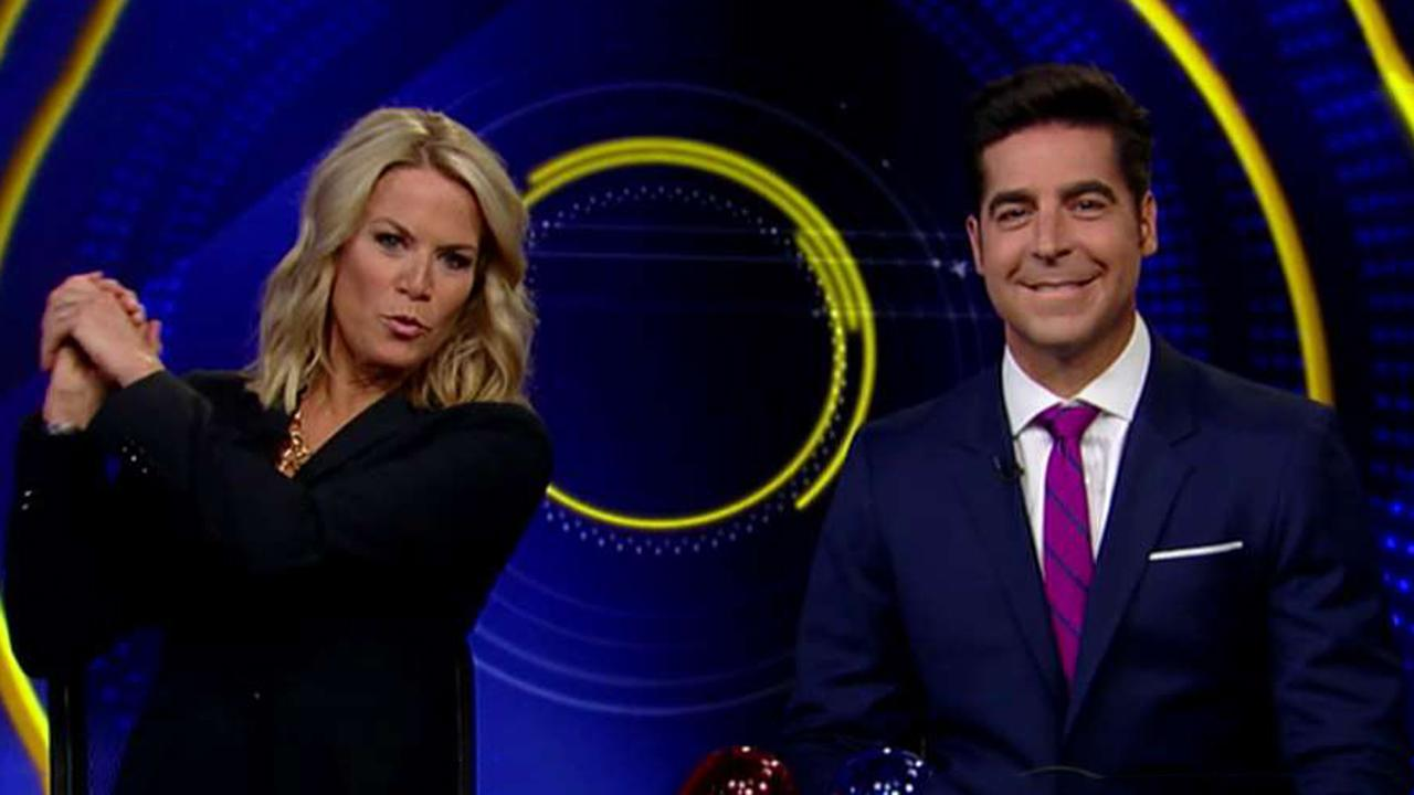 Tucker Carlson's Final Exam: Martha MacCallum vs. Jesse Watters
