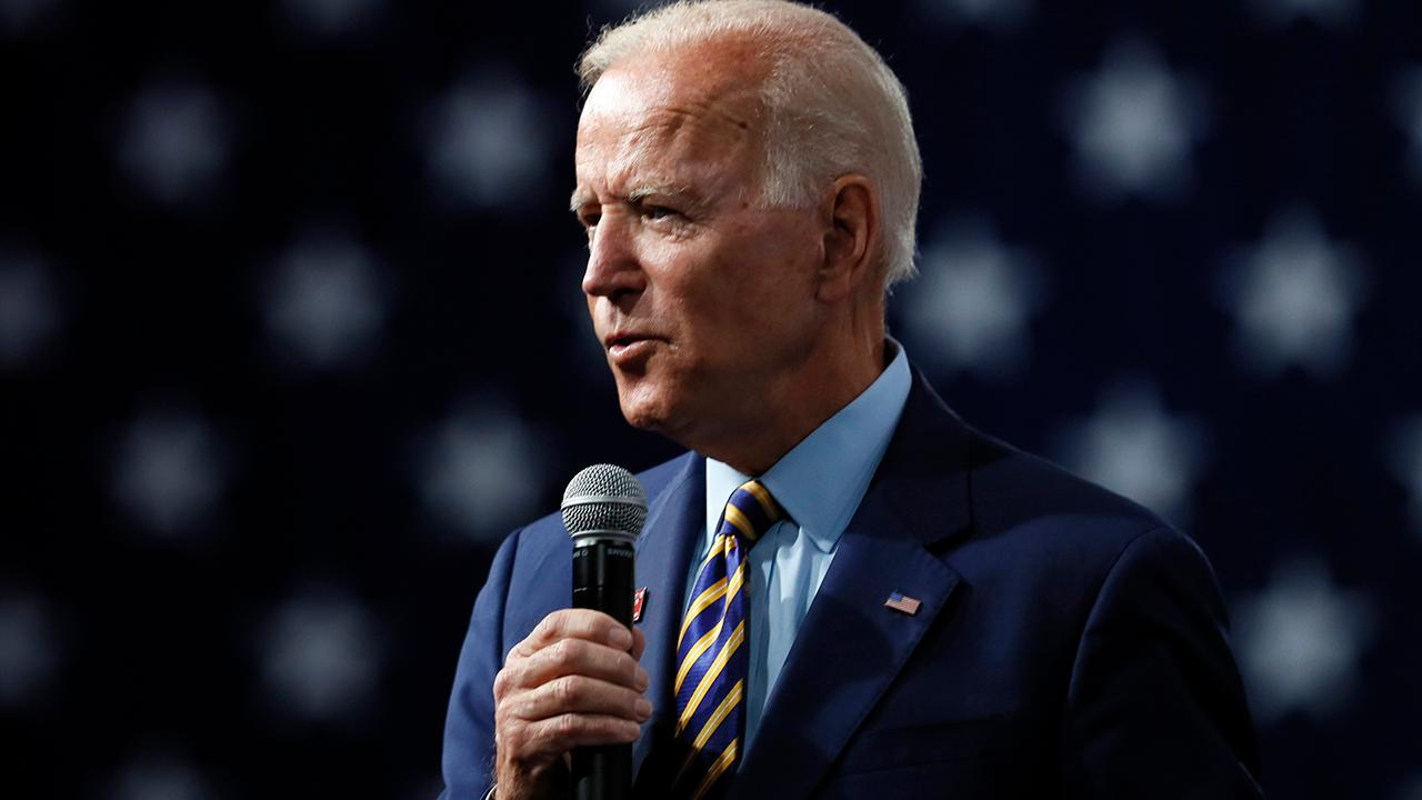 Biden slams Trump as 'erratic, vicious, bullying' in first 2020 TV ad