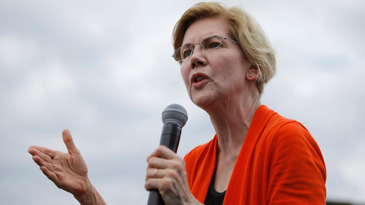 Sen. Elizabeth Warren apologizes to Native Americans for DNA claim