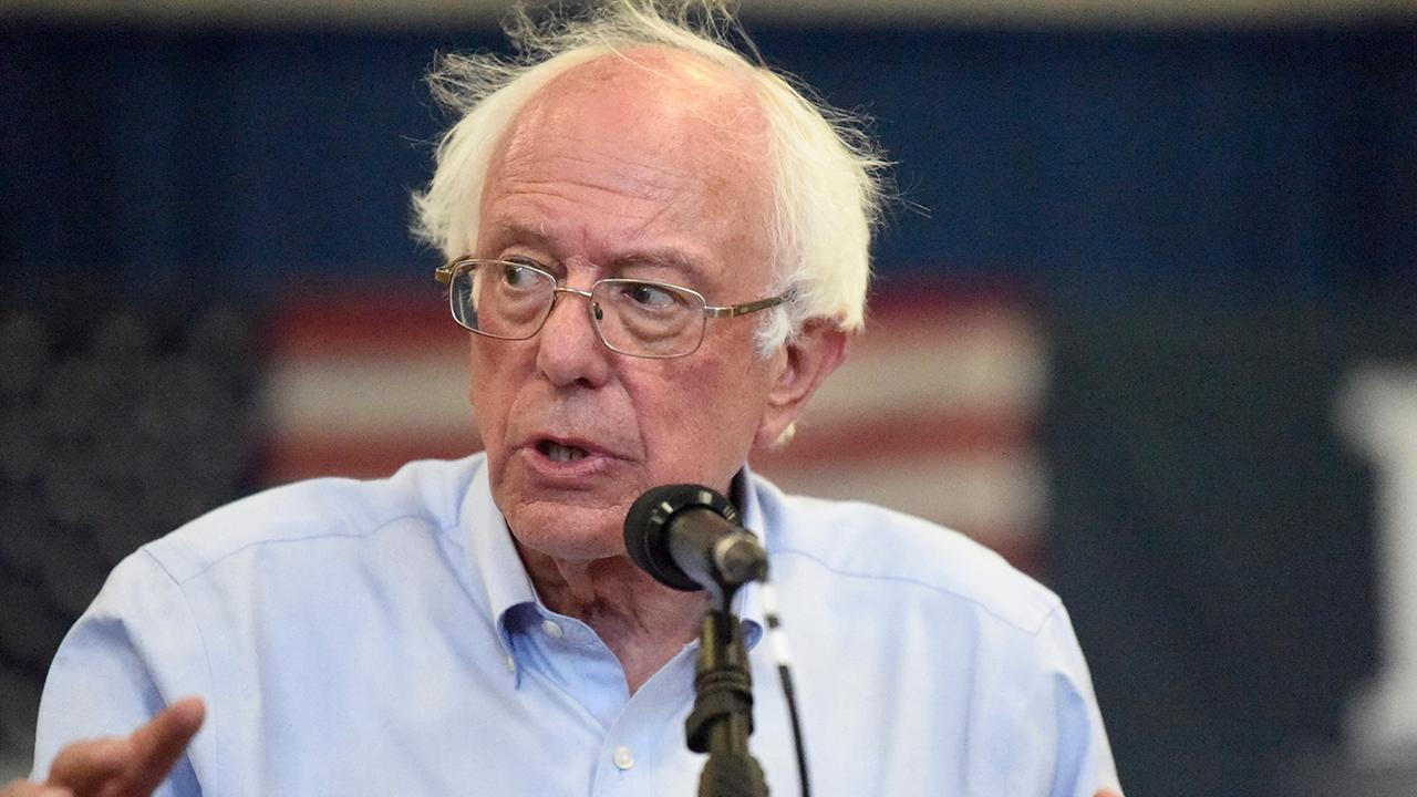 Westlake Legal Group 694940094001_6074600214001_6074602483001-vs Sanders agrees to 'Medicare-for-all' change after union concerns Paul Steinhauser fox-news/politics/executive/health-care fox-news/politics/2020-presidential-election fox-news/person/bernie-sanders fox-news/newsedge/politics fox news fnc/politics fnc article 7a91c75b-95f7-5a30-81d6-14c1f599d67d