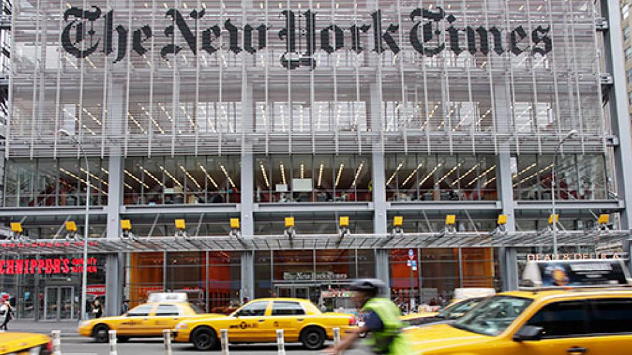 The New York Times reportedly looks to pivot from collusion to race