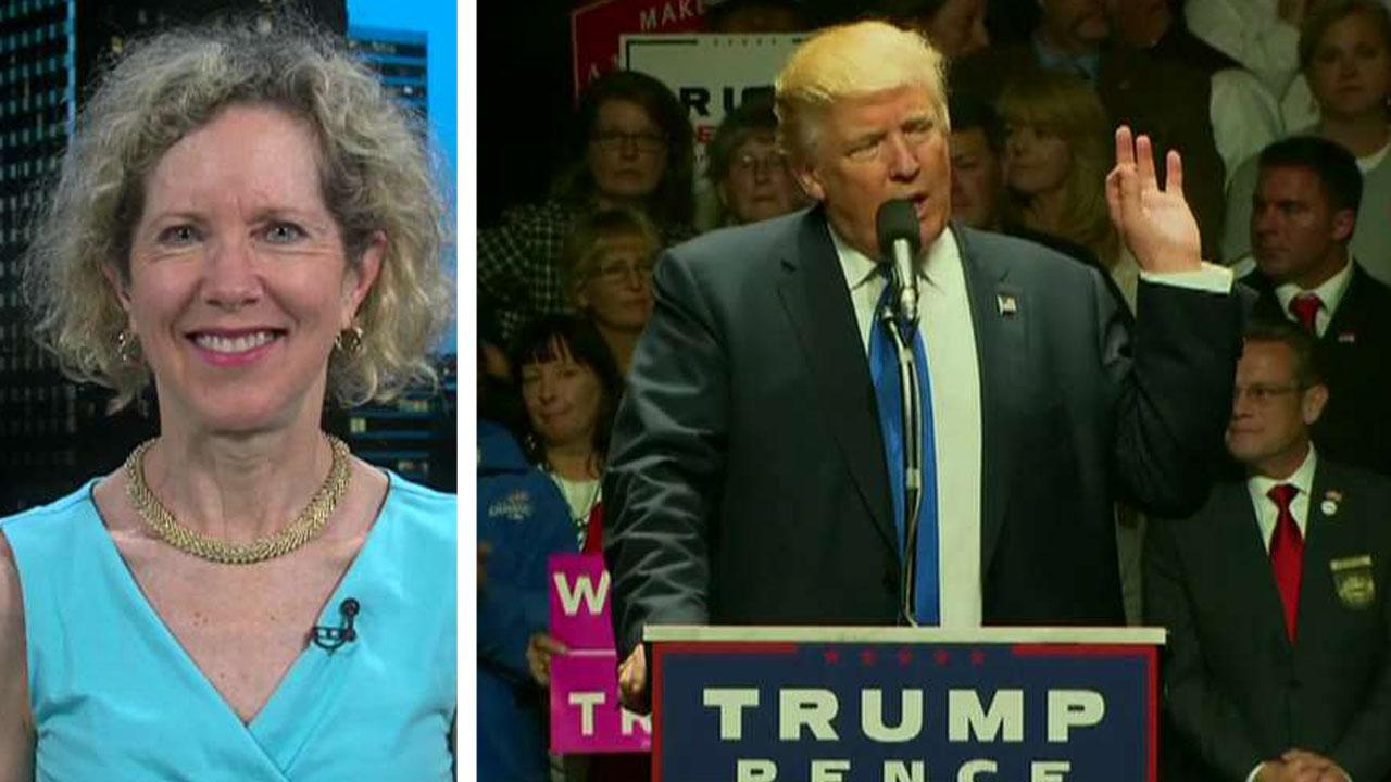 Heather Mac Donald: Trump is not the one dividing us by race, his rivals are