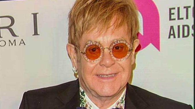Elton John defends Prince Harry, Meghan Markle's private flight to France
