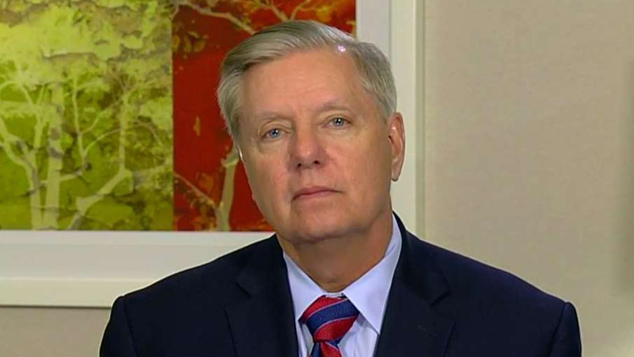 Sen. Lindsey Graham says IG report on allegations of FISA abuse will be damning and ugly