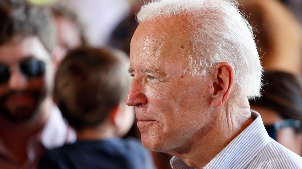 Biden confronts Fox News reporter: 'You're going to go after me no matter what'