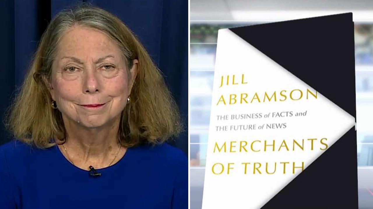 Former New York Times editor Jill Abramson on Trump coverage