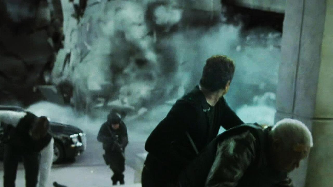 'Angel Has Fallen' tops a not-so-heavenly box office
