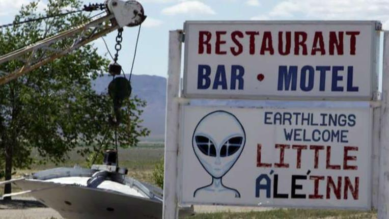 Nevada county won't permit 'Storm Area 51' event, issues emergency declaration