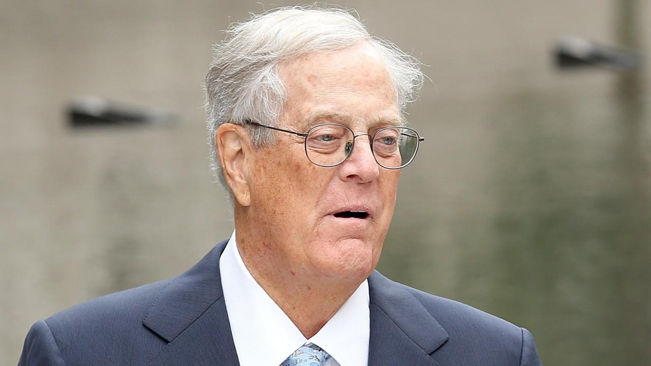 Billionaire philanthropist and prolific GOP donor David Koch dies at 79. Koch's death was officially announced by his older brother, Charles Koch.