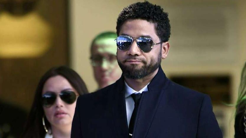Westlake Legal Group 694940094001_6076295931001_6076273104001-vs Jussie Smollett slams comparison to 12-year-old girl who lied about classmates cutting her dreadlocks Jessica Napoli fox-news/world/crime fox-news/us/crime/hate-crime fox-news/person/jussie-smollett fox news fnc/entertainment fnc article 5d9370f2-ae68-5ae7-99ea-21cdb42c5fb4
