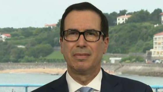 Treasury Secretary Steven Mnuchin on trade, the US economy and concerns of a recession
