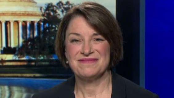 Presidential candidate Amy Klobuchar talks US-China trade war and her plans for the economy