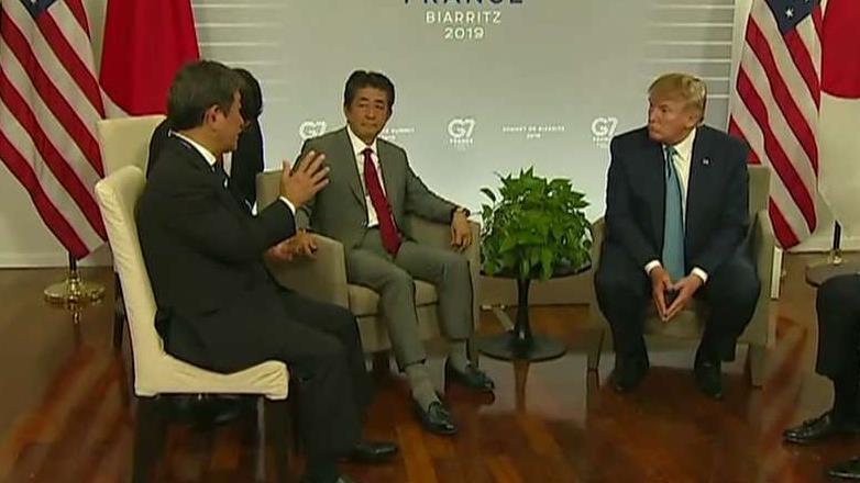 Maria Bartiromo breaks down the new U.S.-Japan trade agreement.