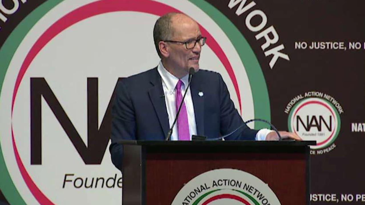 DNC Chairman Tom Perez heads south of the border to fundraise for 2020
