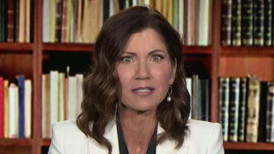 South Dakota Gov. Noem on what a US-Japan trade deal means for American farmers and ranchers