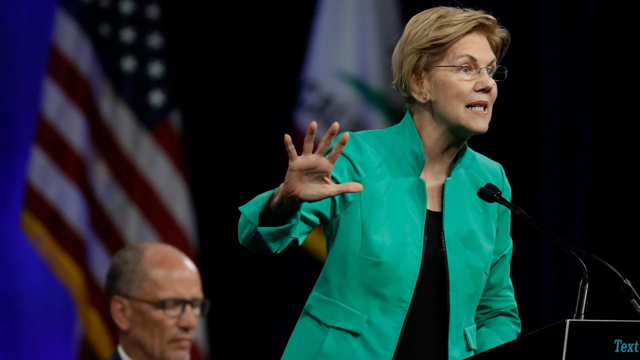 Westlake Legal Group 694940094001_6077379355001_6077386464001-vs Mary Anne Marsh: Thursday's debate could be Elizabeth Warren's moment to become the Democratic nominee Mary Anne Marsh fox-news/politics/elections/democrats fox-news/politics/2020-presidential-election fox-news/person/joe-biden fox-news/person/elizabeth-warren fox-news/person/bernie-sanders fox-news/opinion fox news fnc/opinion fnc e3eb339f-1529-5ba3-998c-94cef9f9b554 article