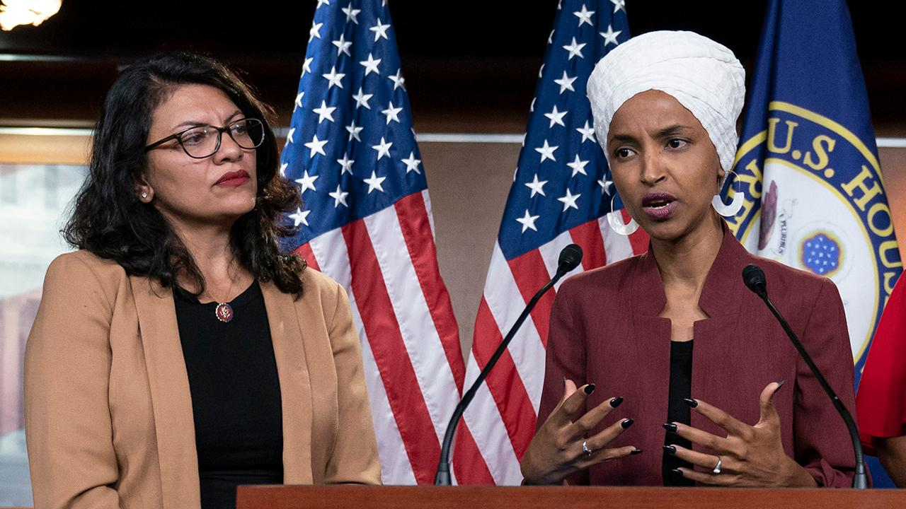 Ex-Obama official Joel Rubin on Tlaib, Omar: 'No, the Squad is not anti-Semitic'