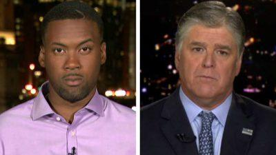Lawrence Jones reacts to poll showing decline in patriotism among millennials