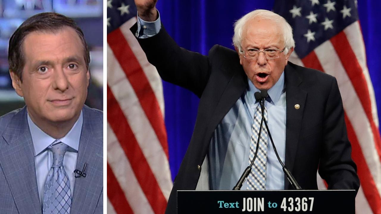 Howard Kurtz: Why Bernie Sanders is hitting Jeff Bezos in anti-corporate media plan