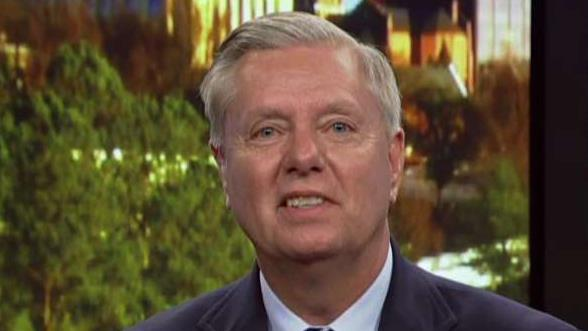Sen. Graham: If we surrender to China's cheating, it will devastate our economy