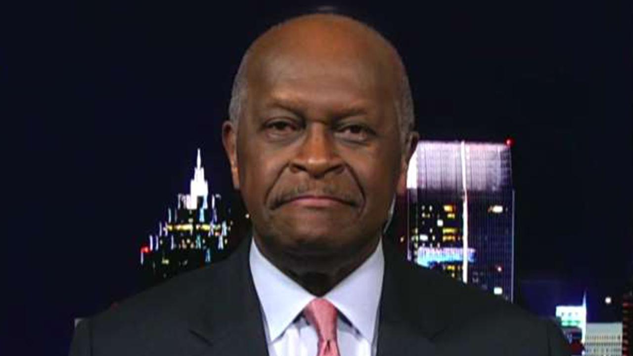 Herman Cain to become Fox News contributor  |Herman Cain