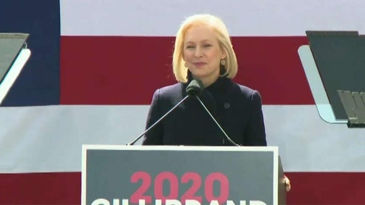 Sen. Kirsten Gillibrand drops out of 2020 race