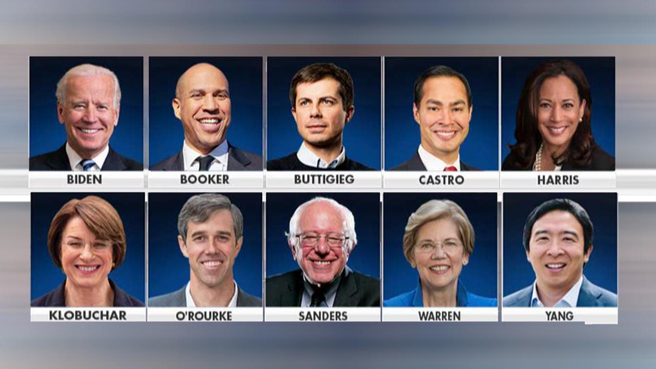 DNC Chair Perez verteidigt strengere Kriterien für die nächsten Vorwahlen Debatte