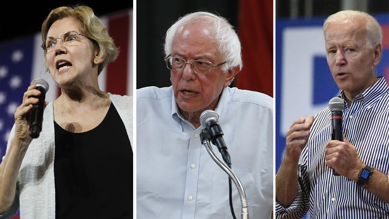 Which issues will take center stage during the Democratic presidential debate?