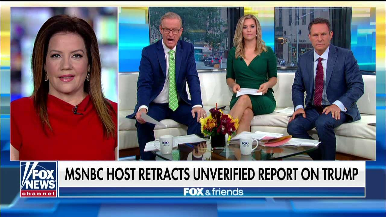 Mollie Hemingway slams anti-Trump MSNBC host Lawrence O'Donnell following apology: 'Embarrassing and sad'