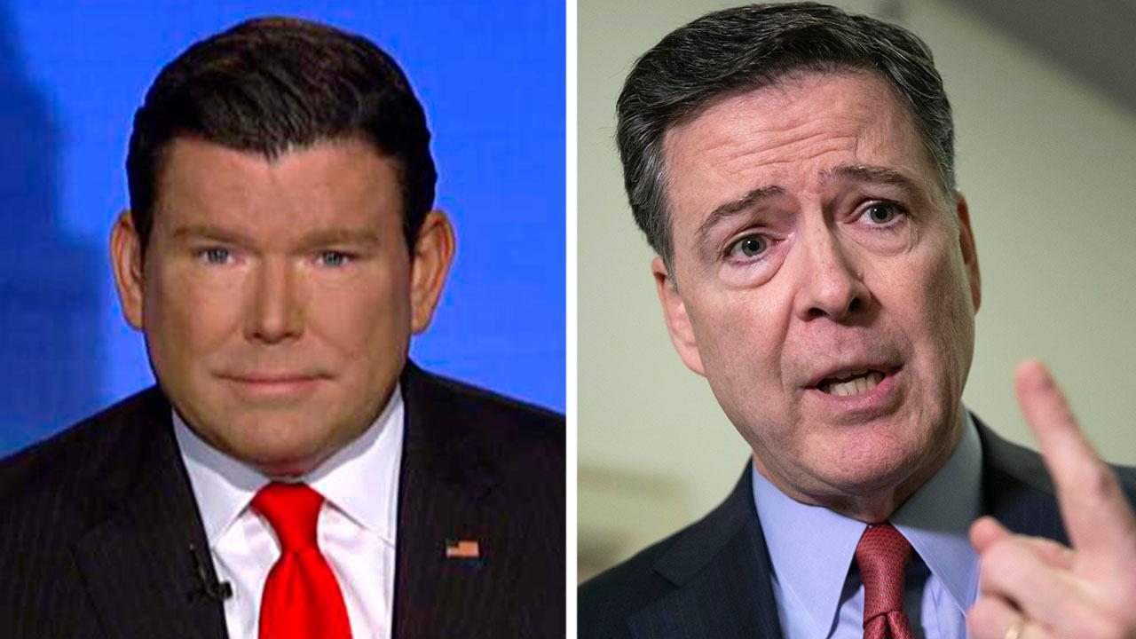 Westlake Legal Group 694940094001_6079305601001_6079299548001-vs Bret Baier: IG report release 'not a good look' for James Comey Julia Musto fox-news/person/james-comey fox-news/media/fox-news-flash fox-news/media fox news fnc/media fnc dfc724ec-12c4-5b91-a115-98532fc615bb article