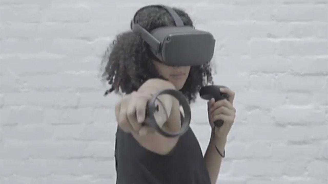 Thanks to VR technology, you can hit the gym without ever leaving your home.