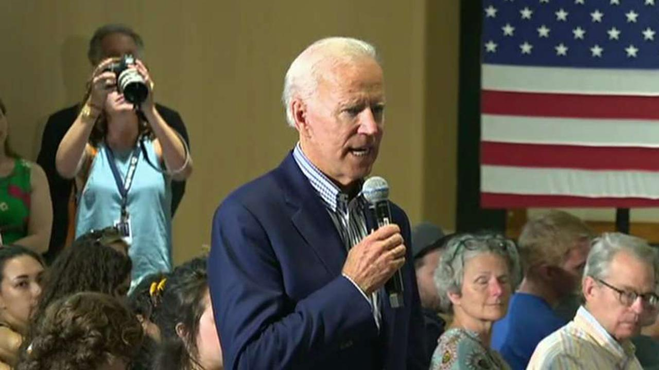 Biden appears to forget Obama's name in latest blunder