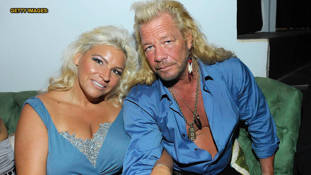 Dog the Bounty Hunter says Beth Chapman wanted their new series to capture her final months: 'I freaked out'