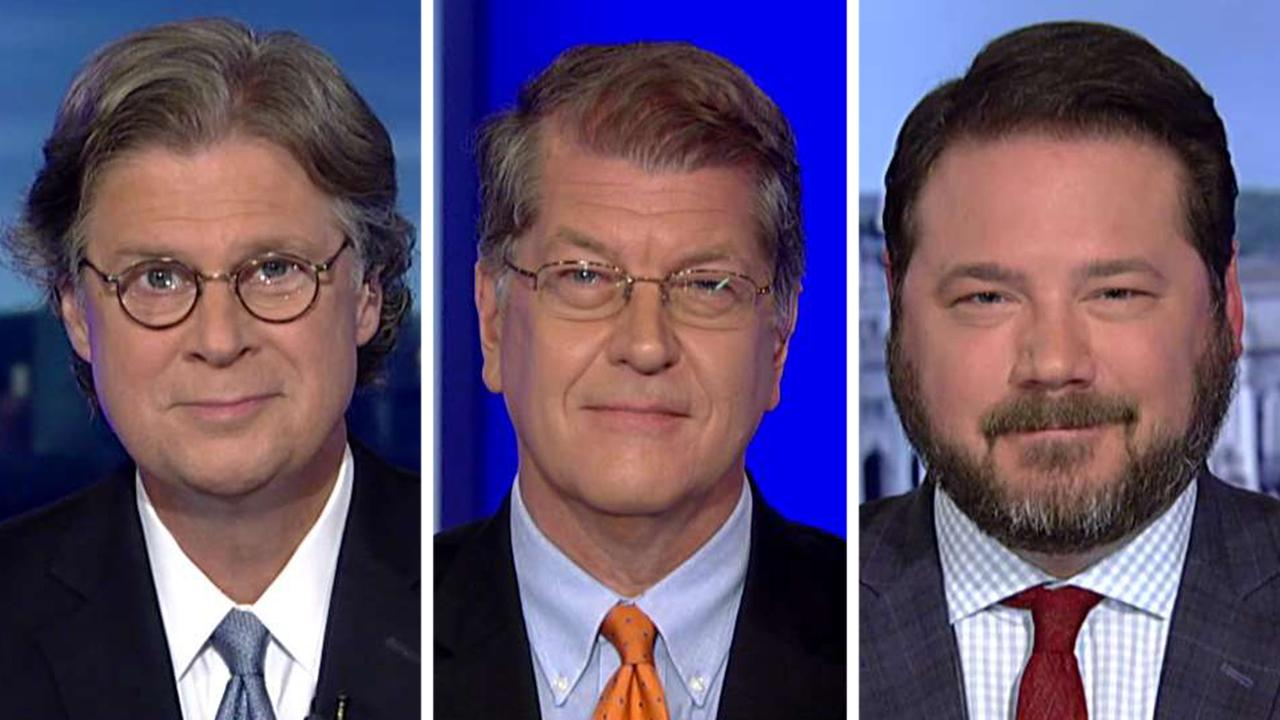 'Special Report' All-Star panel on President Trump's press availability