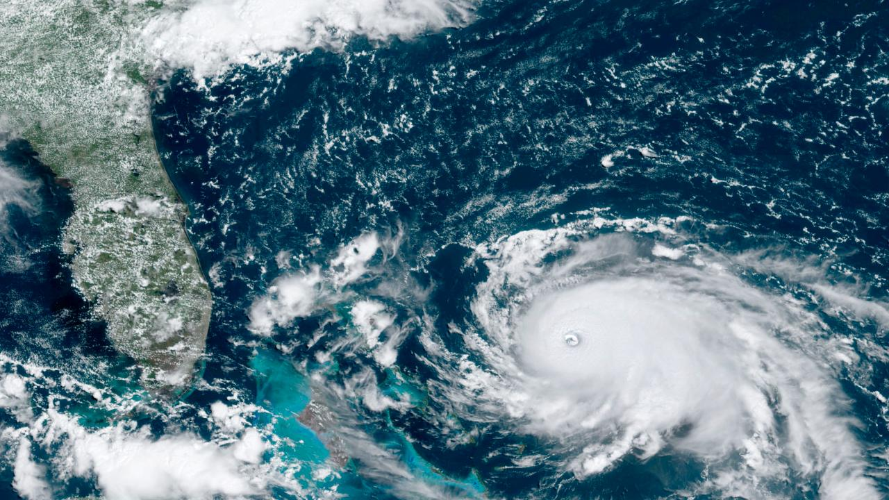 Westlake Legal Group 694940094001_6082299120001_6082296002001-vs Hurricane Dorian strikes Bahamas: Homes severely damaged, cars overturned, power lines down Frank Miles fox-news/world/world-regions/americas fox-news/science/planet-earth/natural-disasters/hurricane-dorian fox news fnc/world fnc article 588e0944-5700-51f1-99fd-96c2bdda8bad