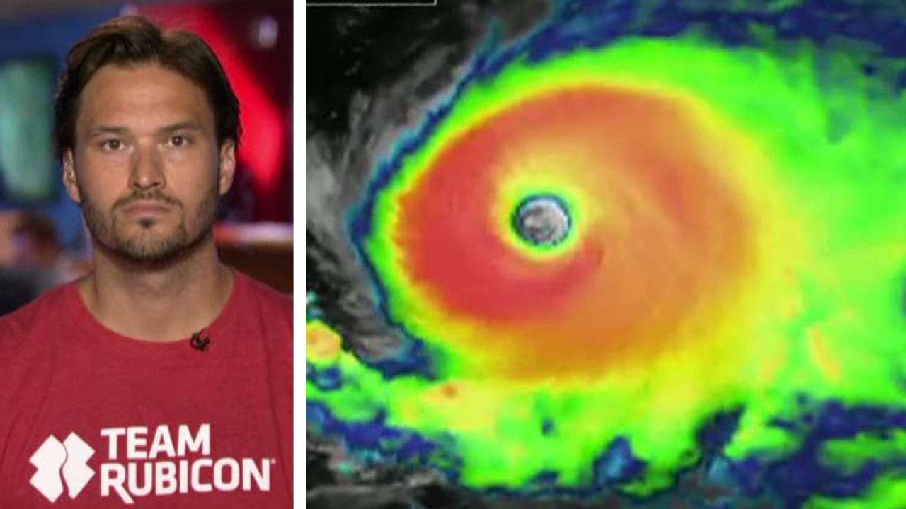 How Team Rubicon plans to respond to Hurricane Dorian