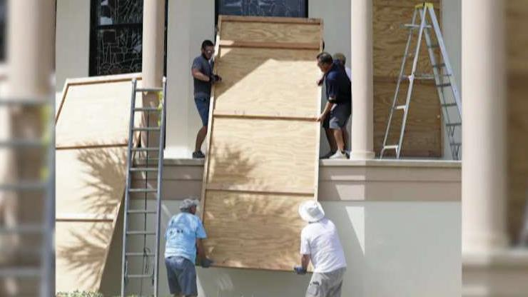 Florida residents brace for Hurricane Dorian's unpredictable path