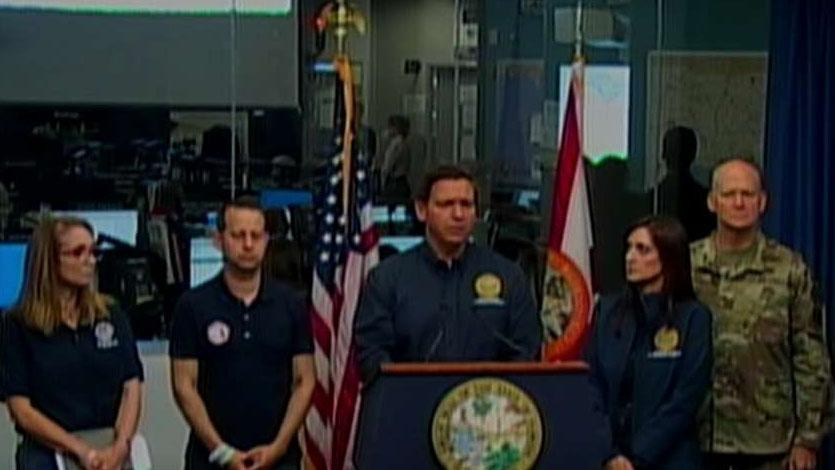 Coast Guard urges Americans in Hurricane Dorian's path to finalize their plans, listen to local authorities