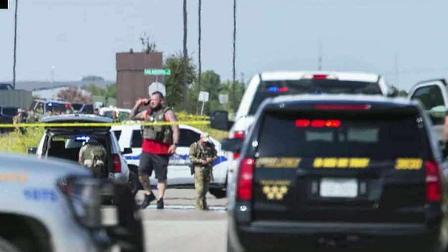 Before mass shooting, Texas gunman 'was on a long spiral down,' investigator says