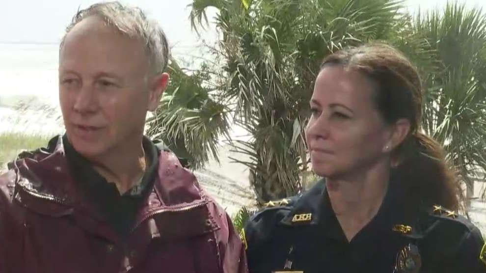 Atlantic Beach authorities fear residents are ignoring threat of Hurricane Dorian