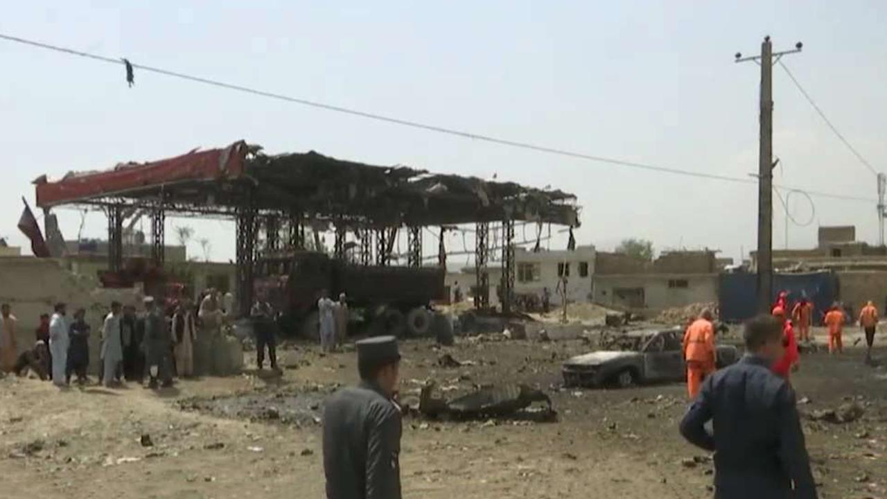 Taliban attack kills 16 in Afghanistan amid potential peace agreement with US