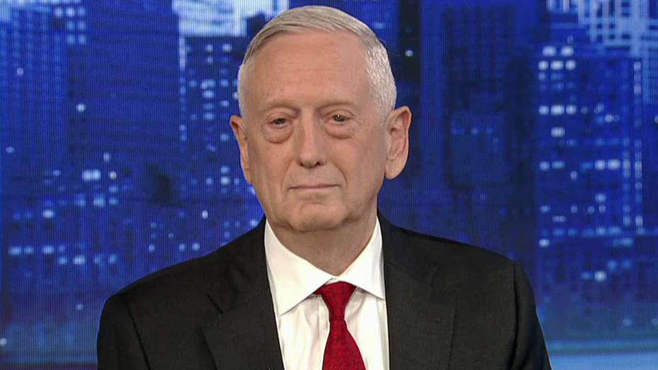 James Mattis, former defense secretary, defends Pentagon IG fired by Trump