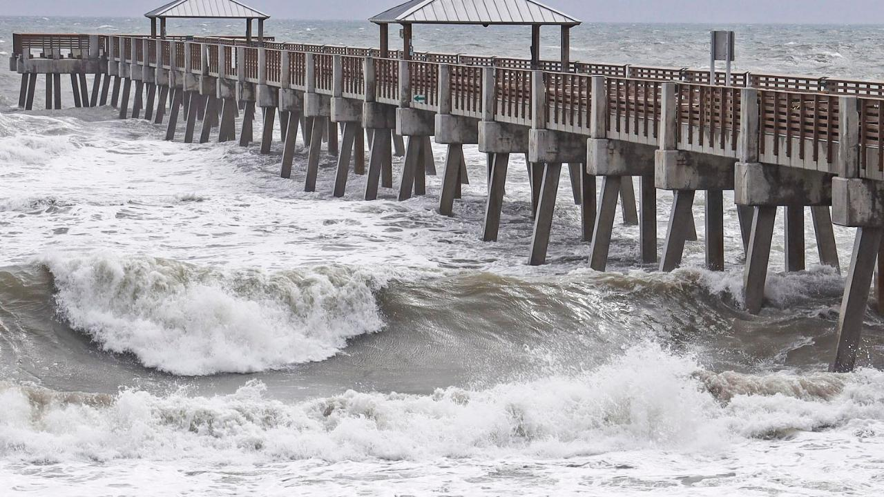 Neptune Beach Police chief on Hurricane Dorian: We are still not at the peak of the Atlantic hurricane season
