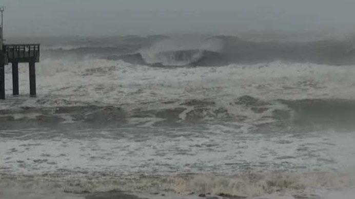North Carolina's Wrightsville Beach under mandatory evacuation ahead of Hurricane Dorian