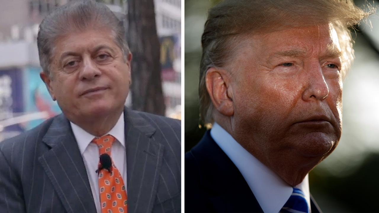 Westlake Legal Group 694940094001_6083445695001_6083433910001-vs Judge Andrew Napolitano: Trump violates Constitution – Spends unappropriated funds, raises taxes on own fox-news/us/constitution fox-news/politics/executive/white-house fox-news/person/donald-trump fox-news/opinion fnc/opinion fnc db08b8b9-e55a-5921-b992-3bffde6981a2 Creators Syndicate article Andrew Napolitano